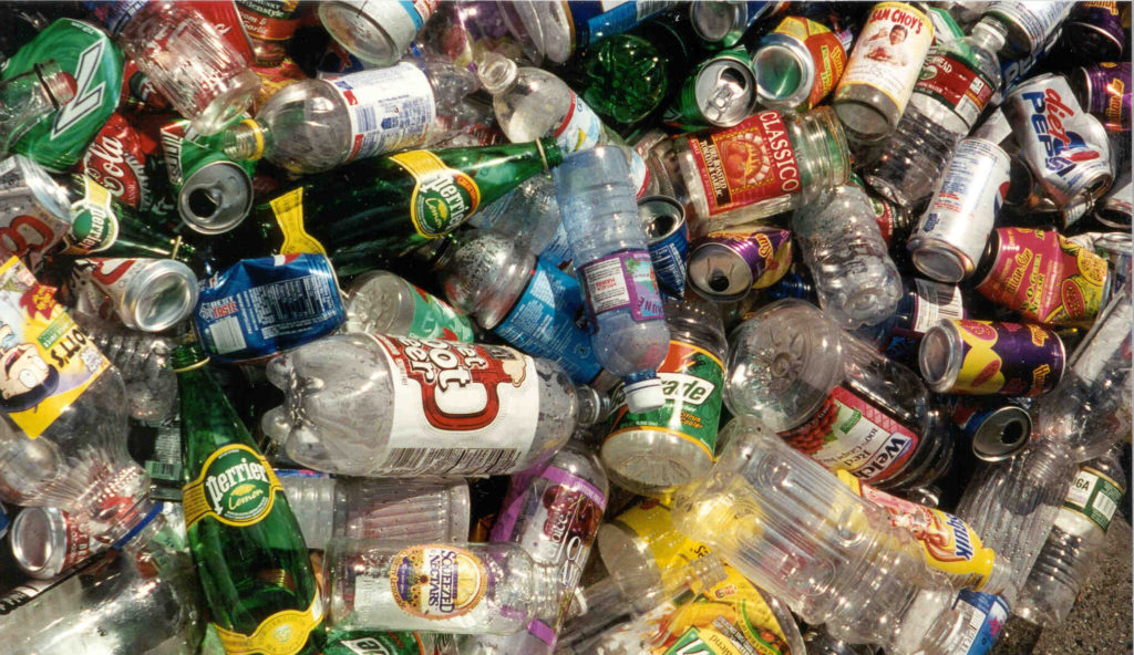Plastics And Tin Cans Recycling Business Plan In