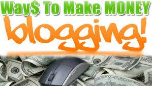 making money from blogging in nigeria