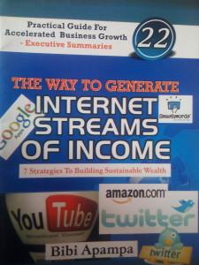 INTERNET STREAM OF INCOME IN NIGERIA 1