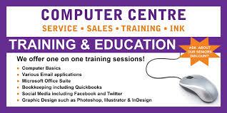 computer training business plan