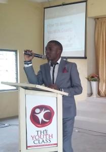 Dayo Adetiloye Speaking