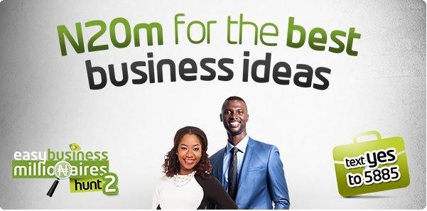 N20million etisalat Business Grant for Best Business Ideas  Apply Now!