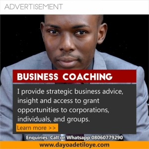 Dayo Business Coach 3