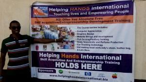 Helping Hands International in Nigeria. 1