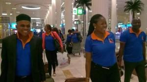 Helping Hands International in Nigeria. 2