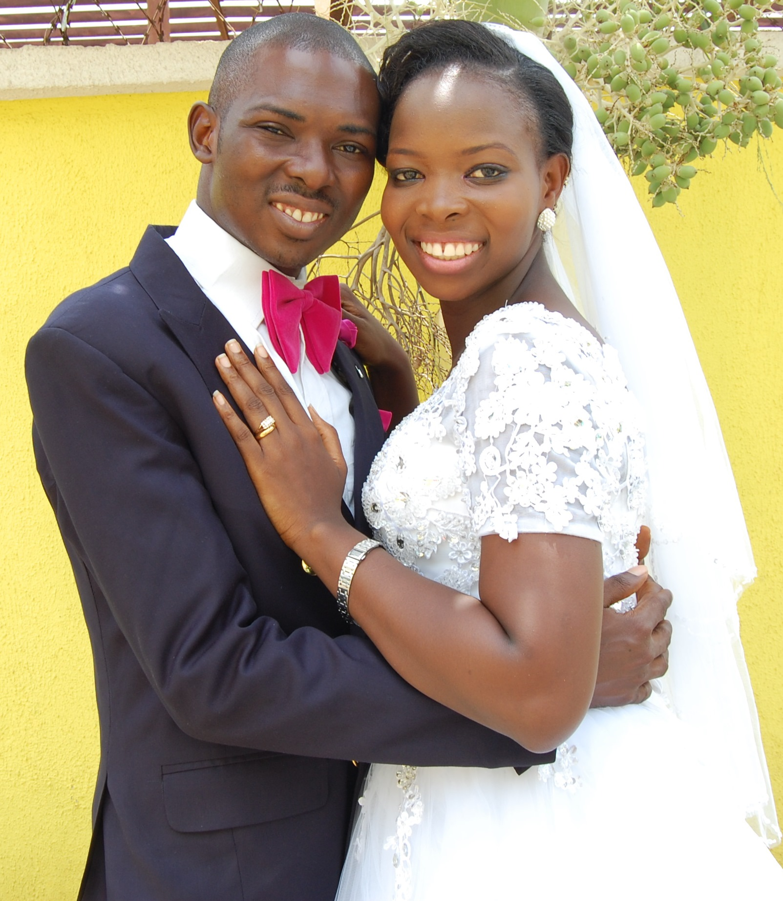 Dayo Adetiloye's Wedding