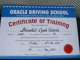 DRIVING SCHOOL BUSINESS PLAN IN NIGERIA 2