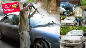 Car Wash Business Plan In Nigeria What