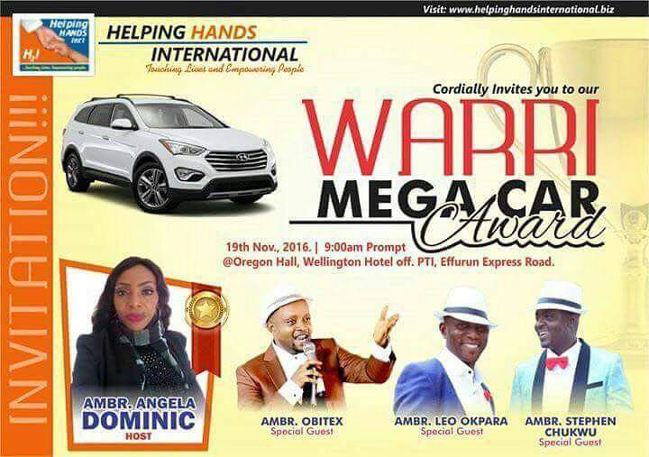 warri-h2i-car-award-november-2016