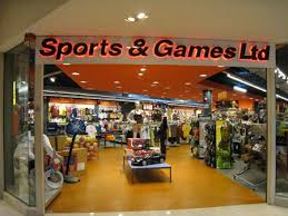 business plan sample for sports shop