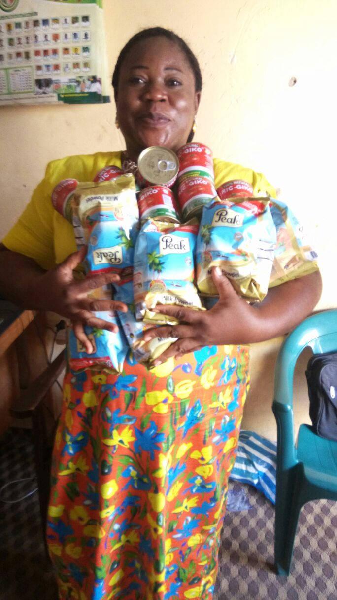 Analysis of Food Supplies in Stage 1 to 5 of Happy World Meal Gate