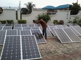 Solar Energy Equipment Sales Business Plan In Nigeria