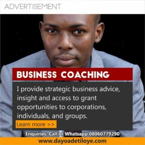 12 Top Business Grant Opportunities and Business Funding Loans For Small Businesses In Nigeria 2018