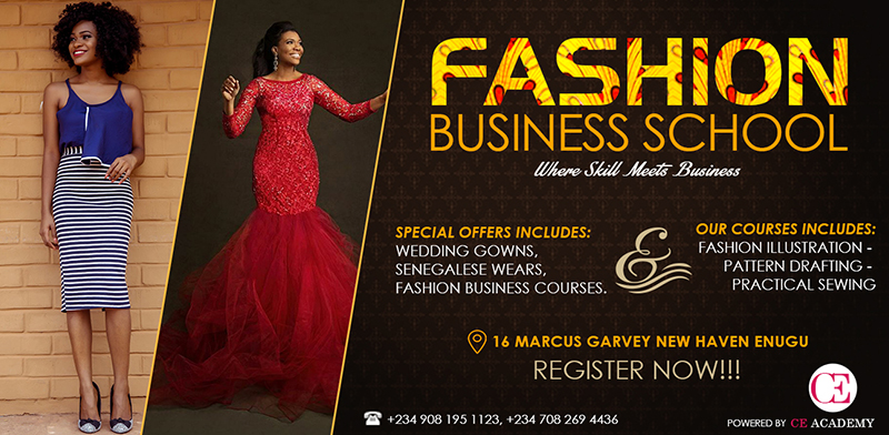FASHION SCHOOL BUSINESS PLAN IN NIGERIA