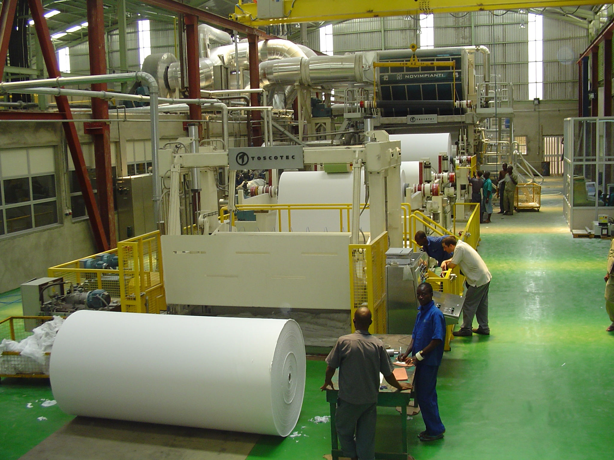 PAPER MILL BUSINESS PLAN IN NIGERIA