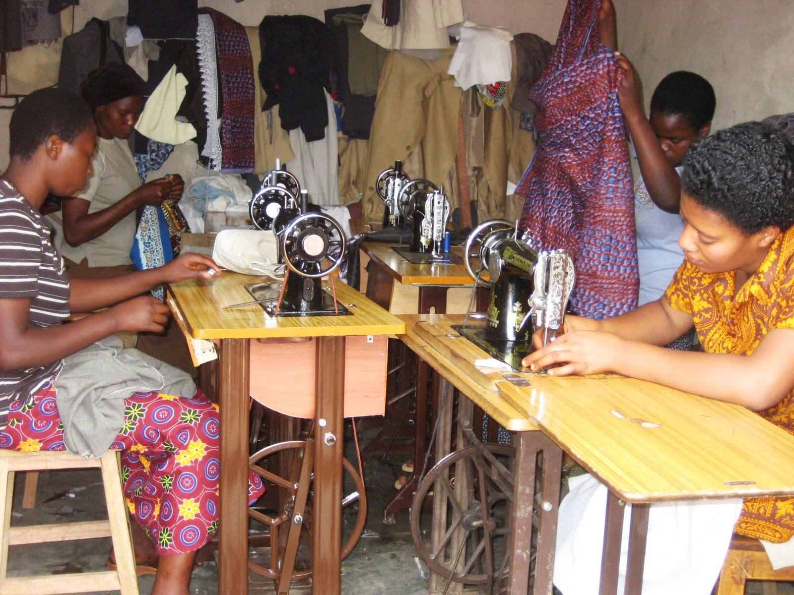 TAILORING AND GARMENT MAKING BUSINESS PLAN IN NIGERIA