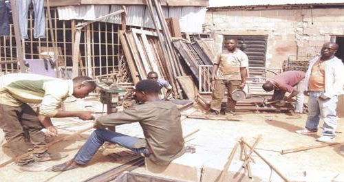 WELDING AND METAL FABRICATION BUSINESS PLAN IN NIGERIA