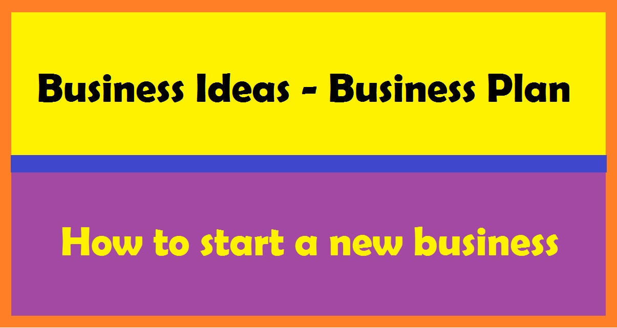 idea business plan