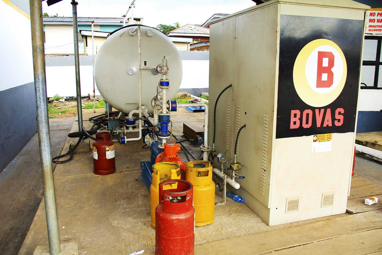 cooking gas retailing business plan in nigeria