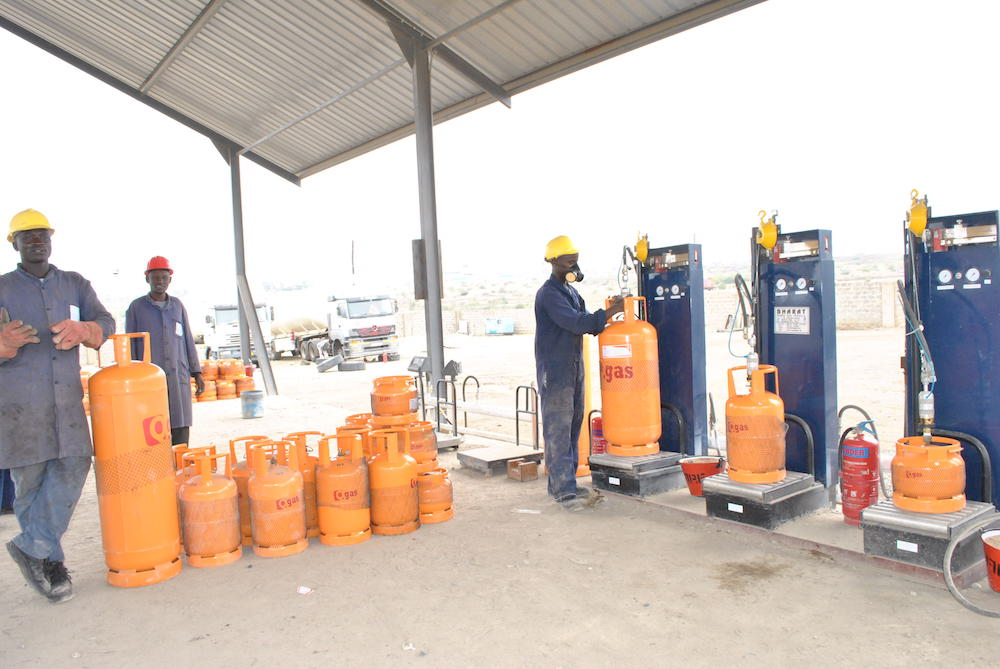 COOKING GAS RETAILING BUSINESS PLAN IN NIGERIA