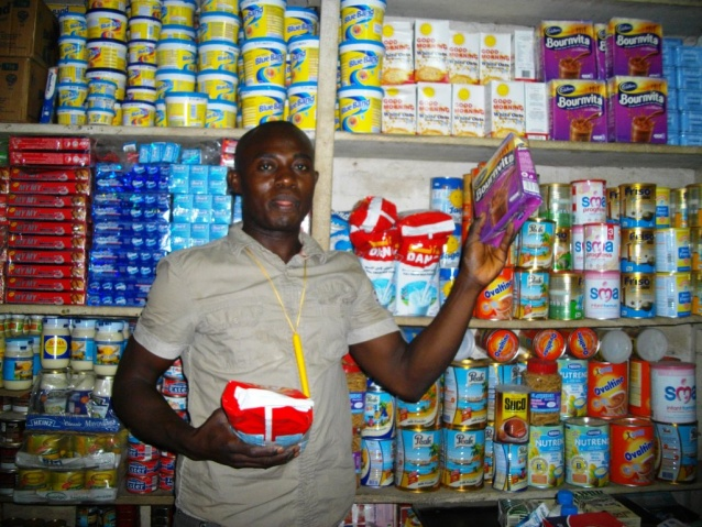 Image result for nigerian shopkeepers
