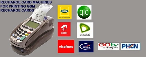 RECHARGE CARD PRINTING AND SALES BUSINESS PLAN IN NIGERIA