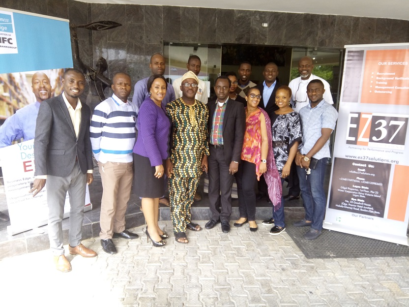 Training: Business Plan Training at International Financial Corporation (IFC) Powered by EZ37 Solutions.
