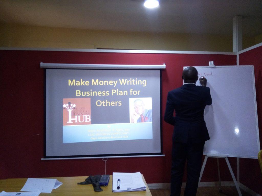 Business Plan & Proposal Writers in Nigeria