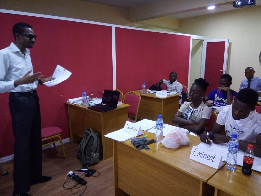 Seminar Make Money Writing Business Plan For Others in Lagos