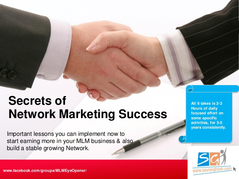 7 Ways To Network Marketing Success in Any Network Marketing Company in Nigeria.