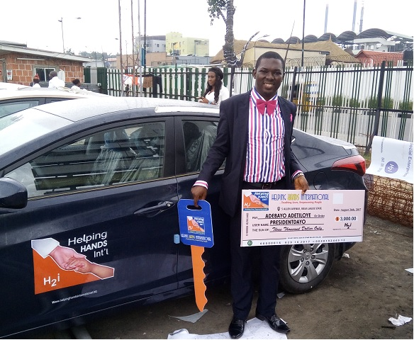 AMAZING OFFERS: Car Celebration Promo is Here From Dayo Adetiloye Business Hub