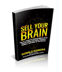 BOOK REVIEW: Sell Your Brain by Ikenna Ronald Nzimora