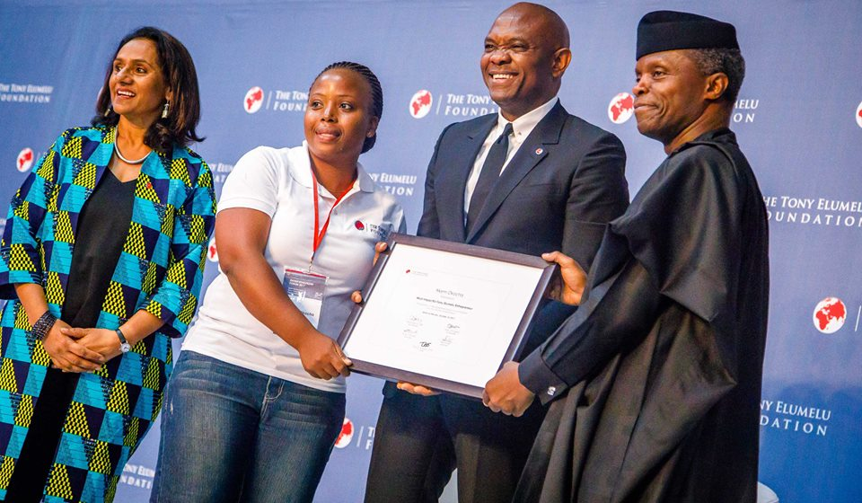 21 Things to Take Note of as You Receive Your $5000 Tony Elumelu Foundation Grant for 2017