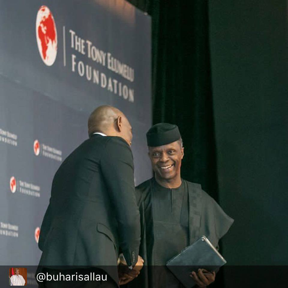 3rd Annual Tony Elumelu Foundation (TEF) Entrepreneurship Forum on 14th of October 2017 in Lagos.