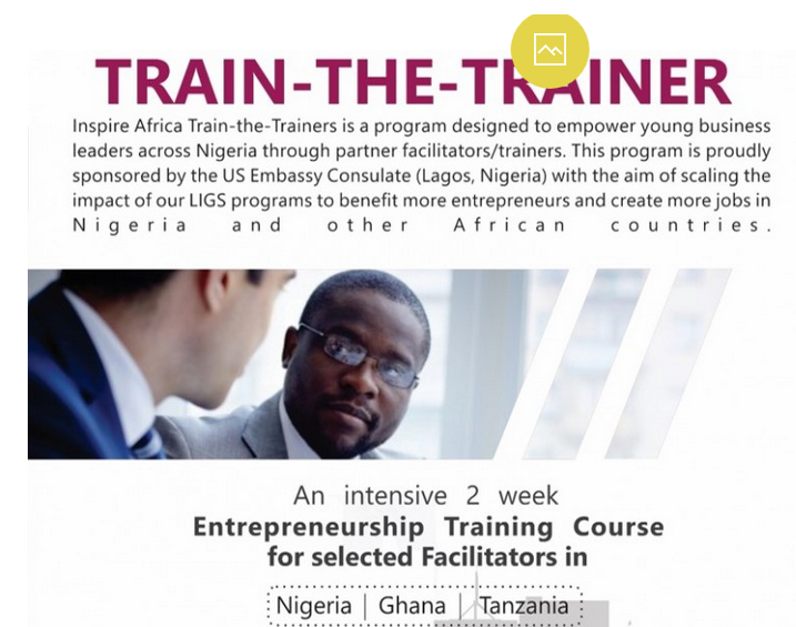 Meet the 14 2017 Inspire Africa Train-The-Trainer Fellows and Facilitators
