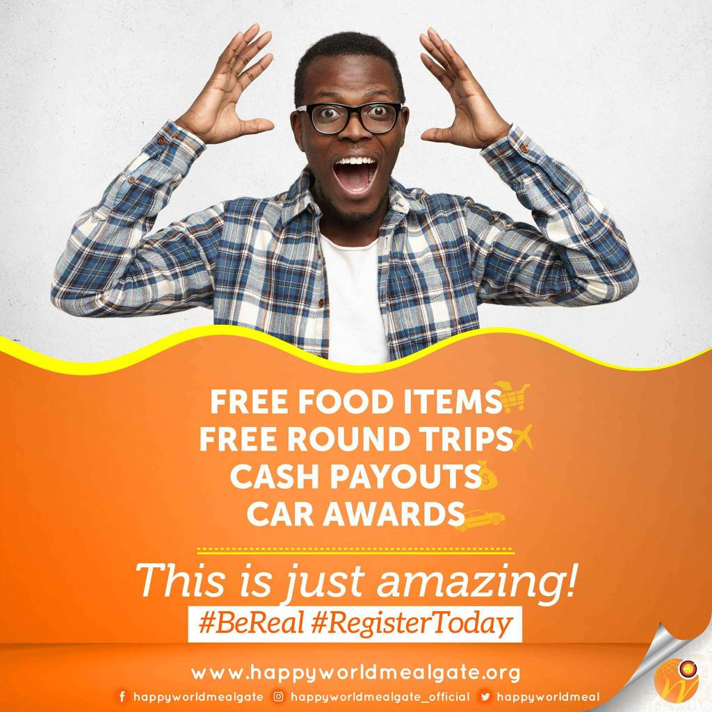 10 Reasons to Join Happy World Meal Gate Food Network Marketing Business in Nigeria