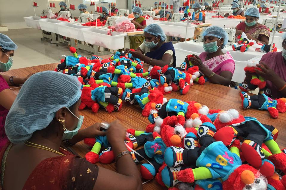 Toy Manufacturing and Distribution business plan in Nigeria