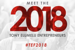 1000 List of Tony Elumelu Foundation Grant Winners for 2018 is Here!