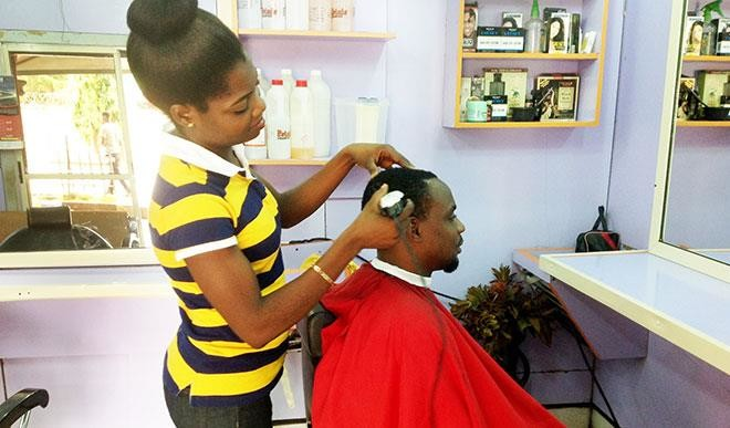 business plan of a barbing salon