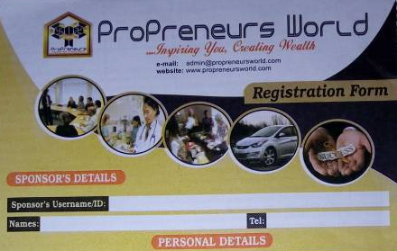 How to Make N500,000 in Propreneurs N12,000 New Network Marketing in 3 Months in Nigeria