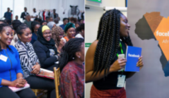 Apply for SheLeadsAfrica and Facebook Digital Marketing Training for 4000 Ladies in 2018.