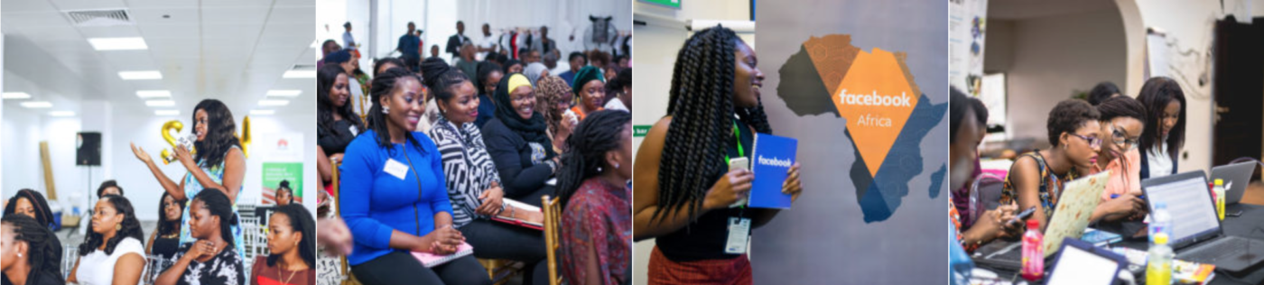 ​Apply for SheLeadsAfrica​ and ​Facebook​ Digital Marketing Training for 4000 ​Ladies in 2018​.