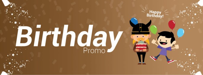 My Birthday Business Plan Promo