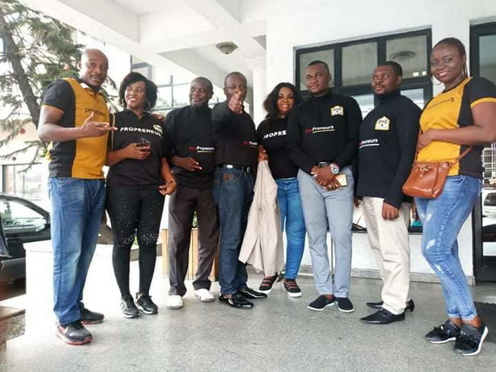 Twenty (20) Reasons Why YOU Should Become an affiliate of PROPRENEURS Network Marketing in Nigeria