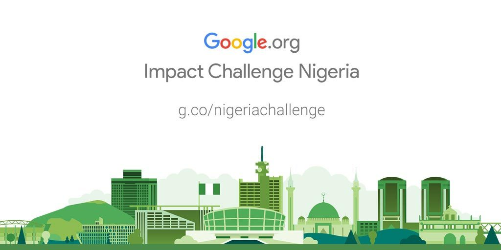 Apply for Google Entrepreneurship competition Impact Challenge in Nigeria 2018