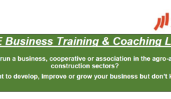 SME Business Training & Coaching Loop: Capacity Building Opportunities for SMEs located in Ogun, Plateau and Niger State of Nigeria.