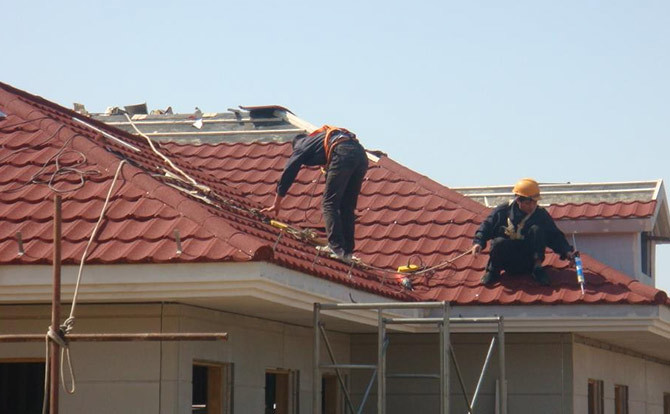 HOW TO SET UP A ROOFING BUSINESS