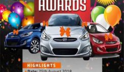 HAPPY WORLD MEAL GATE CELEBRATES ITS 1ST CAR AWARDS TO HOLD IN BENIN REPUBLIC ON 25TH AUGUST 2018