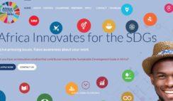 Apply for $5000 Africa Innovates For the SDGs New Award For African Social Innovators