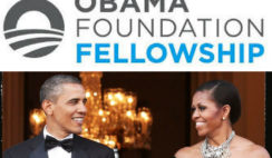 Apply and Become Obama Foundation Fellow 2019.
